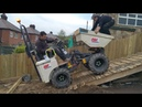 WTF!! Idiots At Work Win...This Is Engineering Homemade Mega Machine - Mini Loader Dumper