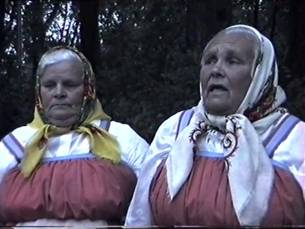 Ой, с бору. Михайловка. Олонец. Tradition. Folklore. 民俗學. فولکلور