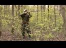 6 кадров Охота в лесу