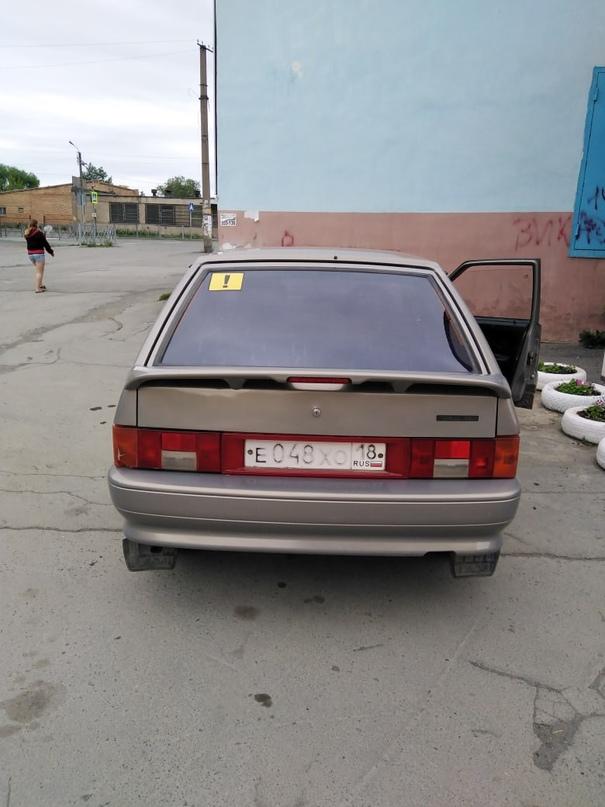Купить ваз 2114 2008г звонить по номеру   Объявления Орска и Новотроицка №5778