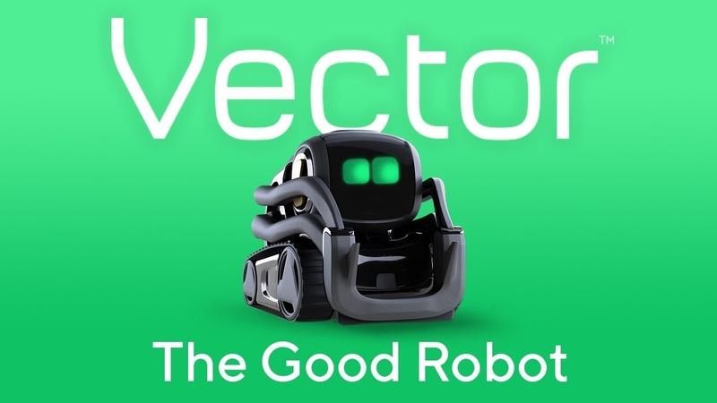 Anki   Vector: The Good Robot   The Decision