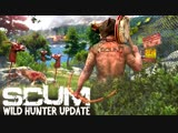 The SCUM Wild Hunter update is live with a new bow and arrow, new beasts to hunt and craft