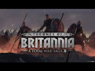 A Total War Saga: Thrones of Britannia – Трейлер