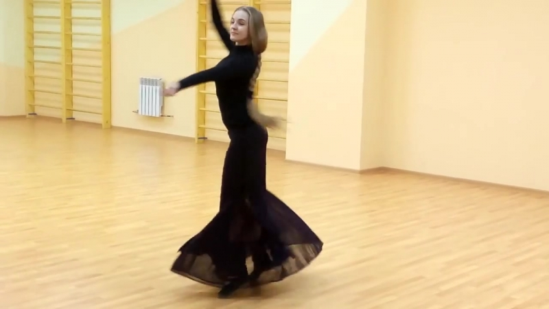 Грузинский танец (Ачарули)
