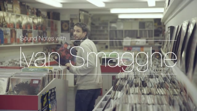 Ivan Smagghe interview for Bowers Wilkins