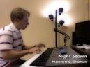Matthew C Shuman Night Storm 005