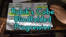 My Thoughts on 3BLD Progression