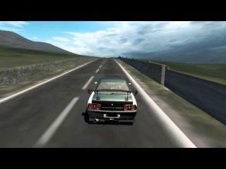 SLRR Drift- Nissan R32