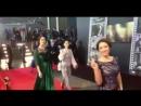 Лица Atameken Business Channel торжественно прошли по красной дорожке 2 ой Национальной телевизионной премии Тумар 2018