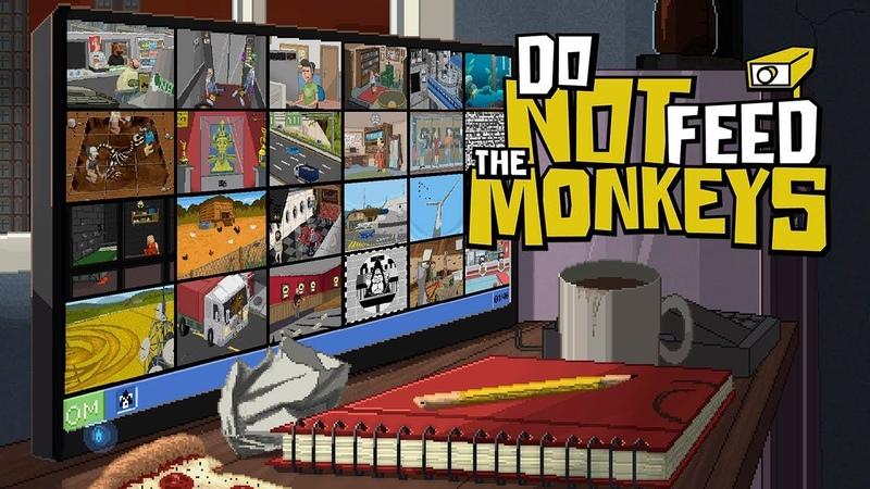 И снова все сначала do not feed the monkeys 1