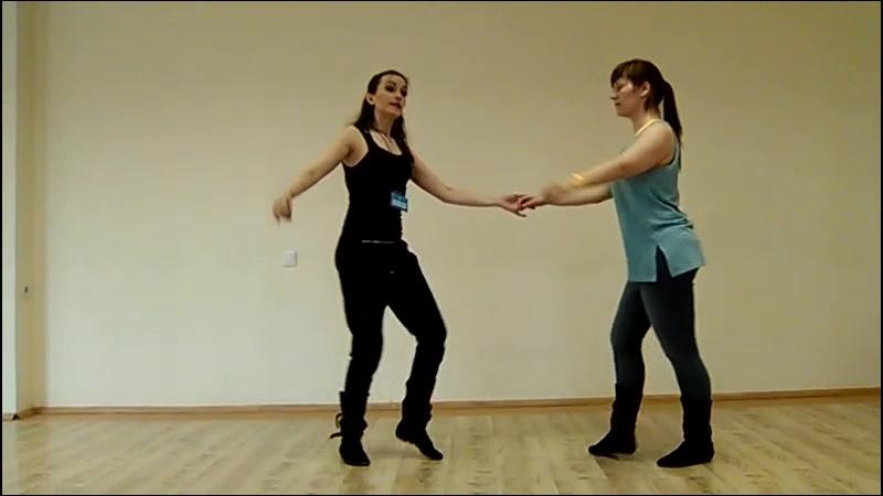 Reverse Whip on 2 hand Opening (Пузанова, UralFest 2018)
