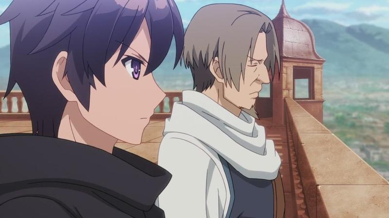 [FRONDA] Hyakuren no Haou to Seiyaku no Valkyria/Повелитель Рагнарёка и покровитель эйнхерий 4 серия
