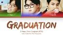 J-Hope, Jimin, Jungkook (BTS - 방탄소년단) - Graduation Song (Color Coded Lyrics/Eng/Rom/Han)
