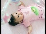Развитие ребенка от 3 до 6 месяцев.