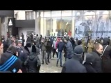 Разгром гей парада жителями Воронежа