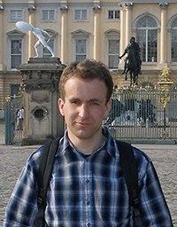 Photo of Dr Alexey Sergeev