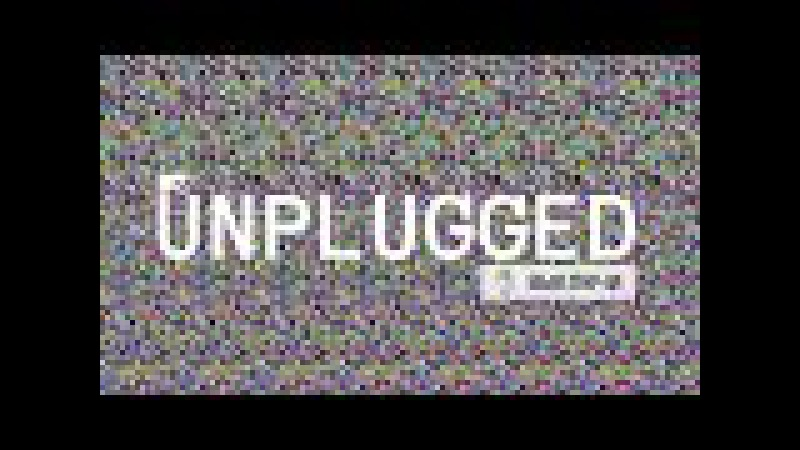 MTV UNPLUGGED – стереограмма