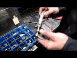 Регулировка тепловых зазоров клапанов Toyota Carina E 1.6 4A-FE