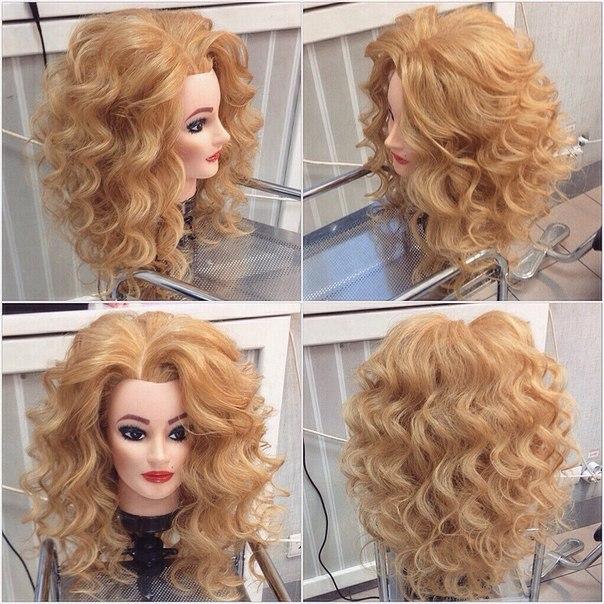 Как в домашних сделать волосы волнистыми 433