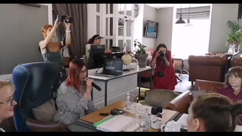 2 часть Время мам 18 июня спикер Айгюль Саидова