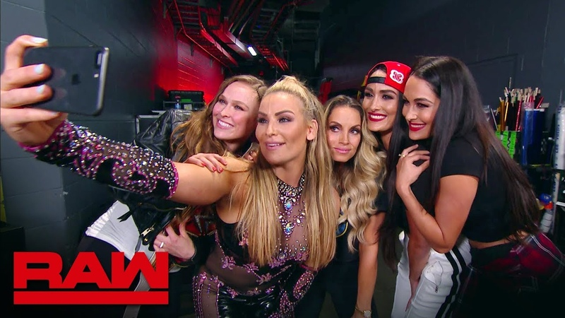 The Bella Twins announce they will compete on Raw next week: Raw, Aug. 27, 2018
