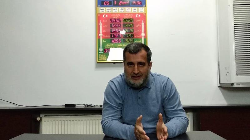 Гамет Сулейманов - Ответы на вопросы. 12.11.2018