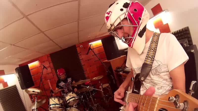 Cracked rombix - foe (live@orangestudiomoscow)