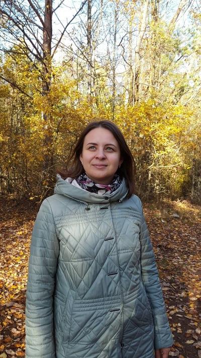 Анастасия Осинина