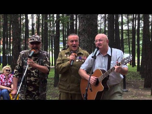 14 Каскад и Александр Минаев Батальонная разведка инструментал