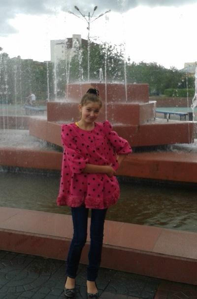 Ксения Шумаева, 21 июня 1999, Чита, id192593730
