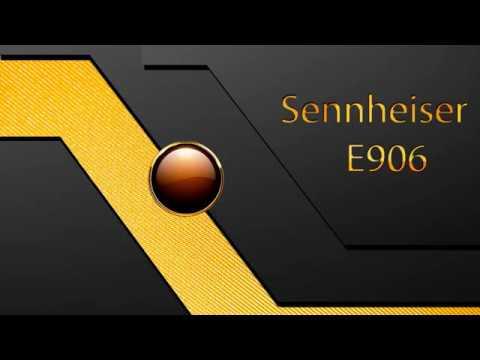 Sennheiser E906: Mic Techniques(Lounge) II