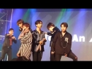 FANCAM | 13.10.18 | A.C.E (Phototime) @ Fan-con 'To Be An ACE' in Seoul