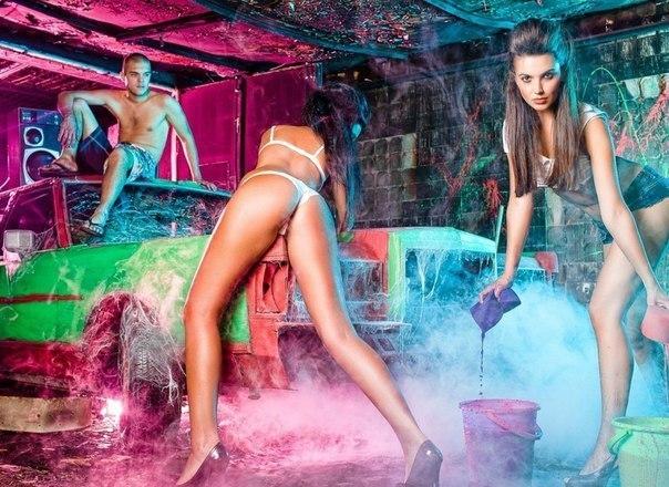 фото сделанные на дискотеке голых девушек