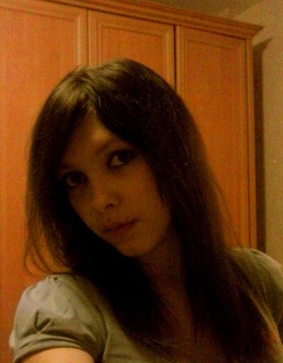 Ольга Шагина, 13 марта 1996, Владимир, id216993553