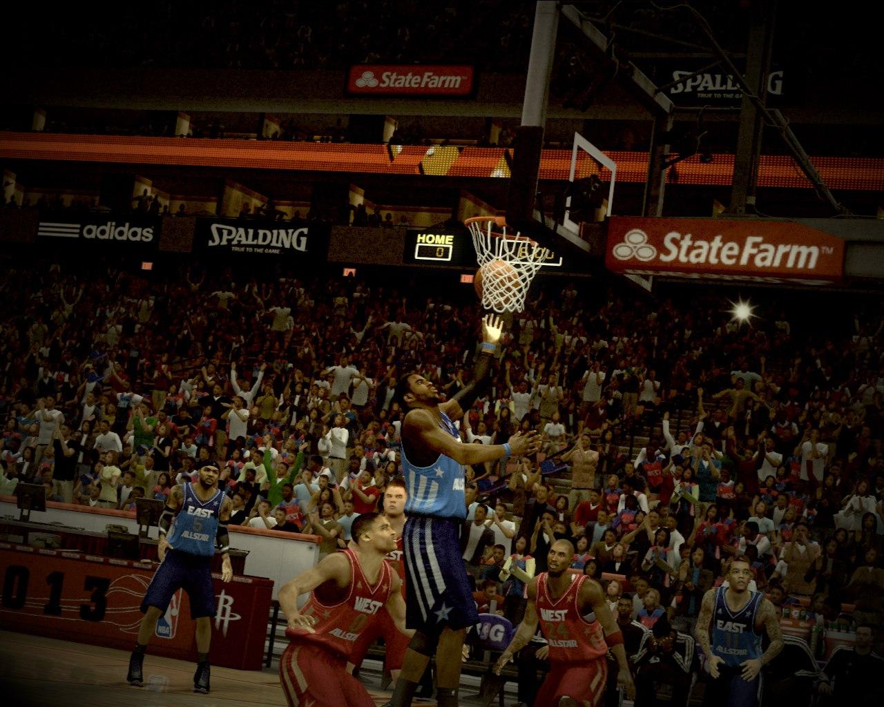НБА2К13 в картинках