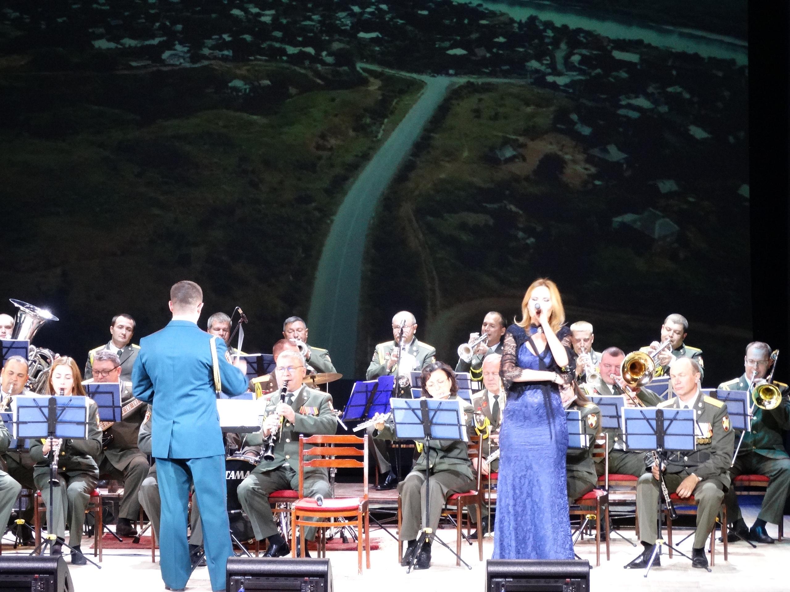 Военный оркестр штаба Приволжского Военного округа