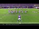 Латавиус Мюррей - лучшие моменты матча - 6 неделя - НФЛ-2108 - Американский Футбол