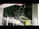В ТЦ «Слон» в Миассе обрушился потолок