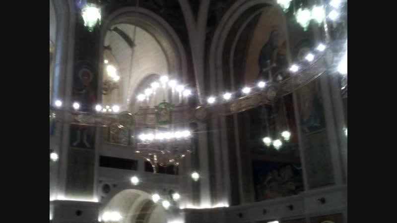 Храм в честь Воскресения Христова и Новомучеников и Исповедников Церкви Русской
