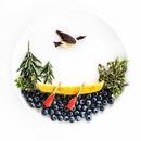 Необычные иллюстрации из еды Как вам?