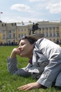 Наталья Пеганова, 14 апреля , Санкт-Петербург, id1883586