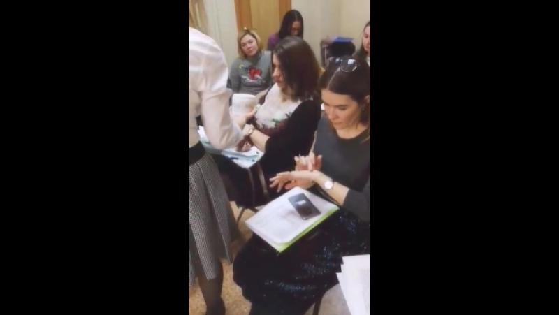 18.01.18 Тольятти - МК Сары Агранович для косметологов