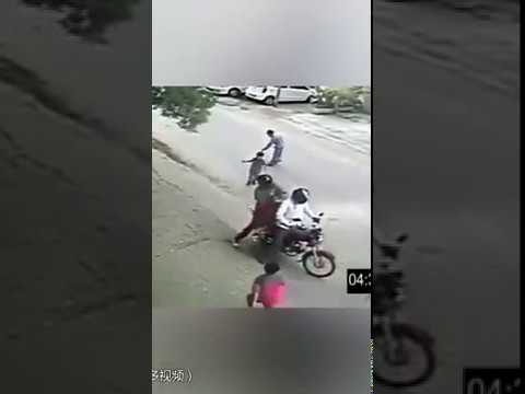 Horrible kids kidnapping in china
