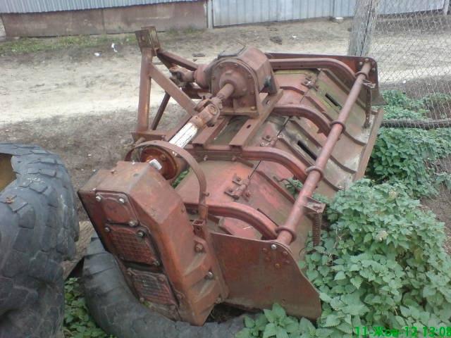 Почвенные фрезы для тракторов и мотоблоков МТЗ