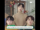 [ENG SUB] Highlights congratulatory message for Shilla Duty Frees 4th anniversary at the Changi Airport - 하이라이트 윤두준 용준형 양요섭 이기광