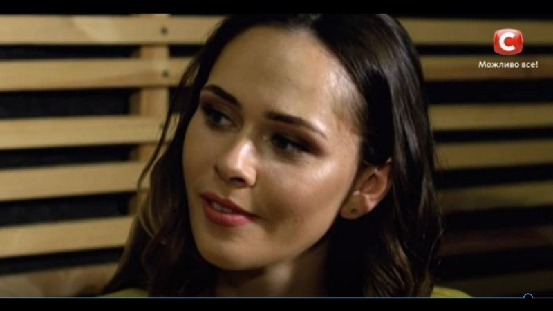 Юлия Санина в теле-шоу Зваженіта Щасливі