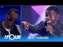 Quinton Ellis: This Talented Kid Reminds Diddy Of a Young Usher! | S2E1 | The Four