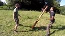 Russian Cross-fit The log - Le tronc DVD 1 Clip