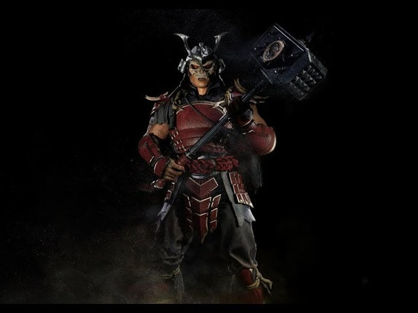 Mortal Kombat 11- SHAO KAHN - ALL SUITS and WEAPONS
