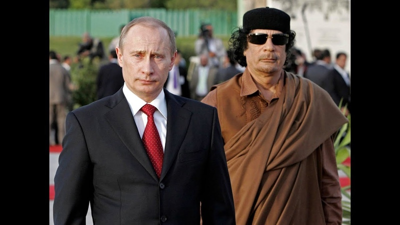 Russia has sent its Military Forces to Libya ! The liberation of Libya is coming !